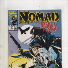 Cómics: NOMAD 2 - MARVEL 1992 - VFN/NM. Lote 96018959