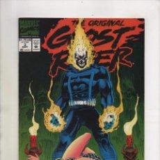 Cómics: ORIGINAL GHOST RIDER 3 - MARVEL 1992 - VFN/NM. Lote 96021747