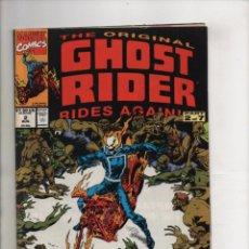 Cómics: ORIGINAL GHOST RIDER RIDES AGAIN 2 - MARVEL 1991 - FN. Lote 96022127