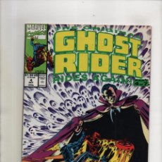 Cómics: ORIGINAL GHOST RIDER RIDES AGAIN 4 - MARVEL 1991 - VFN/NM. Lote 96022551