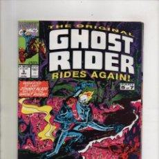 Cómics: ORIGINAL GHOST RIDER RIDES AGAIN 5 - MARVEL 1991 - VFN. Lote 96022723