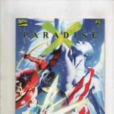 Cómics: PARADISE X 1 - MARVEL 2002 - VFN/NM. Lote 96023871