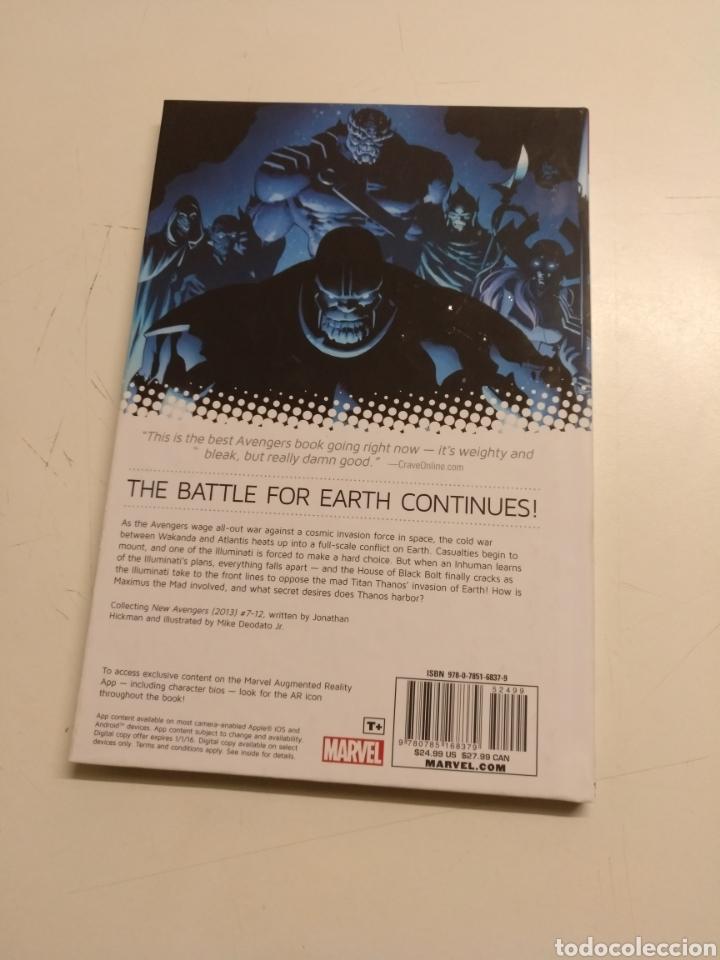 Cómics: New Avengers Vol. 2 : Infinity (Marvel) - Foto 2 - 96150643