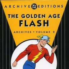 Cómics: DC ARCHIVE EDITIONS THE GOLDEN AGE FLASH VOL. 02 HC - DC COMICS. Lote 96184979