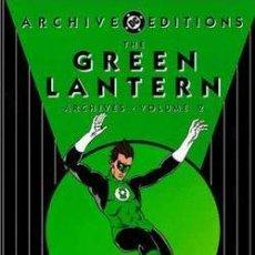 Cómics: DC ARCHIVE EDITIONS THE GREEN LANTERN HC. VOL. 02 - DC COMICS. Lote 96185083