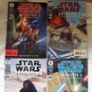 Cómics: STAR WARS: EPISODE I, THE PHANTOM MENACE. COMPLETA (1 A 4 USA). DARK HORSE. EN AMERICANO.. Lote 96452835