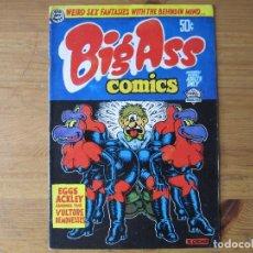Cómics: ROBERT CRUMB - BIG ASS COMICS 1969. Lote 96597095