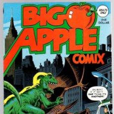 Cómics: BIG APPLE COMIX. FLO STEINBERG AND BIG APPLE PRODUCTIONS. AÑO 1975. EDICION EN INGLES. Lote 96750087