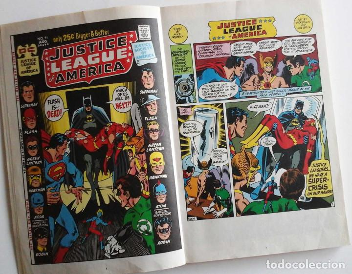 Cómics: Crisis on Multiple Earth, tomo 3, con las crisis de Len Wein y Dick Dillon - Foto 4 - 97002991