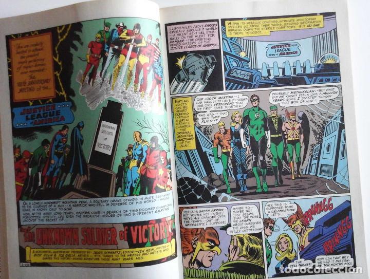 Cómics: Crisis on Multiple Earth, tomo 3, con las crisis de Len Wein y Dick Dillon - Foto 5 - 97002991