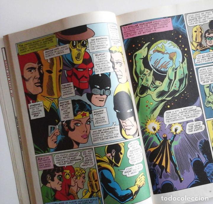 Cómics: Crisis on Multiple Earth, tomo 3, con las crisis de Len Wein y Dick Dillon - Foto 6 - 97002991
