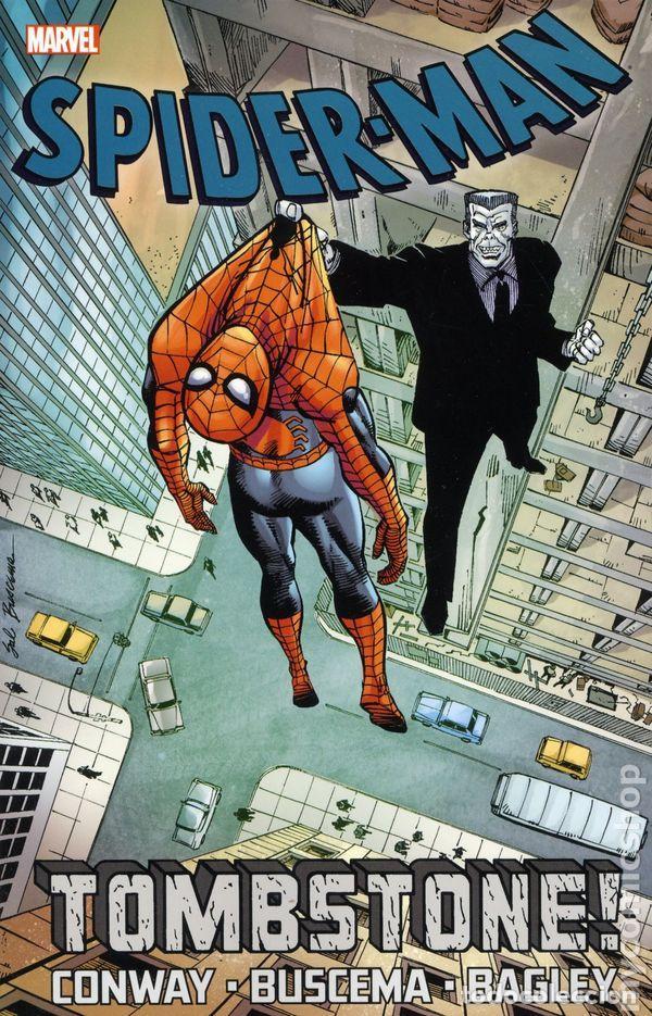 Cómics: Spiderman Tombstone TPB - Gerry Conway - Sal Buscema - Foto 2 - 97014959