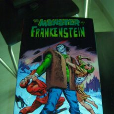 Cómics: MONSTER OF FRANKENSTEIN TPB . Lote 97015131