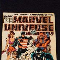 Cómics: MARVEL UNIVERSE Nº 8 MID DEC ESTADO BUENO . Lote 97160471
