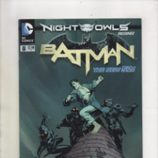 Cómics: BATMAN 8 - DC 2012 NEW 52 - VFN. Lote 97381347