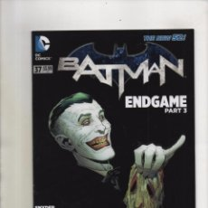 Cómics: BATMAN 37 - DC 2015 NEW 52 - FN/VFN JOKER. Lote 97395079