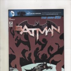 Cómics: BATMAN 7 - DC 2012 NEW 52 - VFN. Lote 97397635