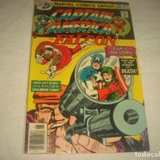 Comics : CAPTAIN AMERICA AND THE FALCON .VOL 1 N° 198 . MARVEL COMIC GROUP 1976. Lote 97400907