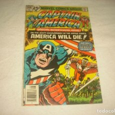 Comics : CAPITAN AMERICA AND THE FALCON .VOL 1 N° 200 . MARVEL COMIC GROUP 1976. Lote 97401063