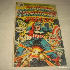 Cómics: CAPTAIN AMERICA AND THE FALCON .VOL 1 N° 197 . MARVEL COMIC GROUP 1976. Lote 97401495