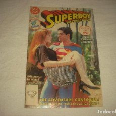 Cómics: SUPERBOY THE COMIC BOOK N° 1 . DC 1989. Lote 97402051