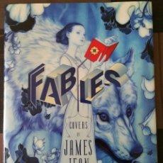 Cómics: FABLES: COVERS BY JAMES JEAN. VERTIGO - DC 2008 INGLES. Lote 97419071