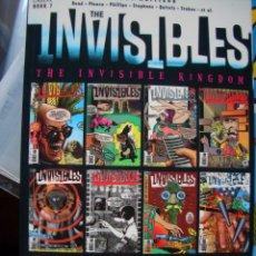 Cómics: THE INVISIBLES: THE INVISIBLE KINGDOM (DC-VERTIGO, 2002). Lote 97594235