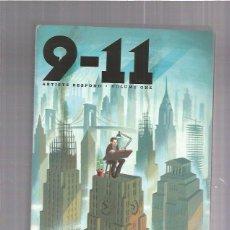 Cómics: 9-11 ARTISTS RESPOND. Lote 97984911