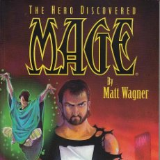 Cómics: COMPLETA - MAGE BOOK 1: THE HERO DISCOVERED COLLECTION # 1 AL 8 (IMAGE,1998) - MATT WAGNER. Lote 98233591
