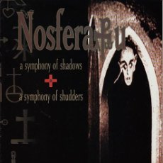 Cómics: NOSFERATU: A SYMPHONY OF SHADOWS (CALIBER PRESS,1995) - RAFAEL NIEVES - KEN HOLEWCZYNSKI. Lote 98355047