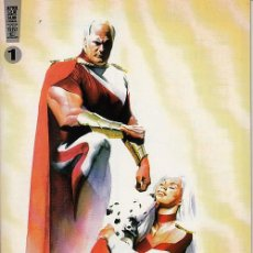 Cómics: ALAN MOORE'S AWESOME UNIVERSE HANDBOOK # 1 (AWESOME ENTERTAINMENT,1999) - ALAN MOORE - ALEX ROSS. Lote 98374103