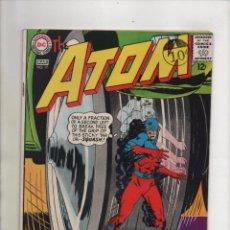 Cómics: ATOM 17 - DC 1965 FN. Lote 98651439