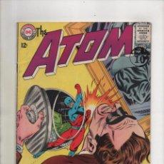Cómics: ATOM 18 - DC 1965 FN GIL KANE. Lote 98651511