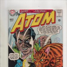 Cómics: ATOM 21 - DC 1965 VFN GIL KANE. Lote 98651631