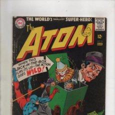 Cómics: ATOM 23 - DC 1966 VG GIL KANE. Lote 98651771