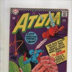 Cómics: ATOM 26 - DC 1966 FN GIL KANE. Lote 98656491