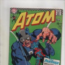 Cómics: ATOM 27 - DC 1966 FN GIL KANE. Lote 98656515