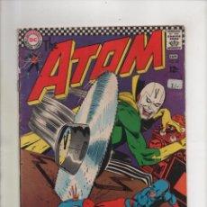 Cómics: ATOM 28 - DC 1966 VG GIL KANE. Lote 98656627
