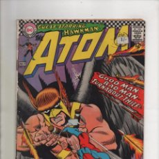 Cómics: ATOM 31 - DC 1967 VG/FN GIL KANE / HAWKMAN. Lote 98657063
