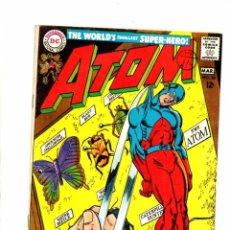 Cómics: ATOM 35 - DC 1968 FN GIL KANE. Lote 98676447