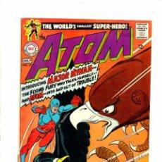 Cómics: ATOM 37 - DC 1968 VG+ GIL KANE. Lote 98676939