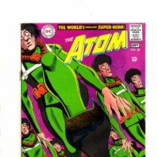 Cómics: ATOM 38 - DC 1968 VG+. Lote 98677303