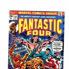 Cómics: FANTASTIC FOUR 153 - MARVEL 1974 - FN+ . Lote 99137643
