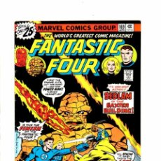 Cómics: FANTASTIC FOUR 169 - MARVEL 1976 VFN - VS LUKE CAGE POWER-MAN. Lote 99207647