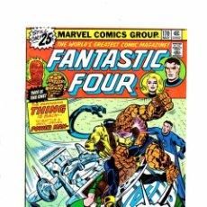 Cómics: FANTASTIC FOUR 170 - MARVEL 1976 VFN - VS LUKE CAGE POWER-MAN / GEORGE PEREZ. Lote 99207907