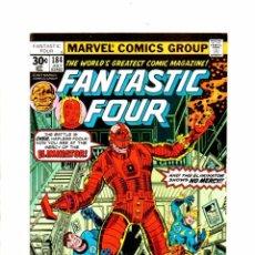 Cómics: FANTASTIC FOUR 184 - MARVEL 1977 VFN GEORGE PEREZ. Lote 99290307