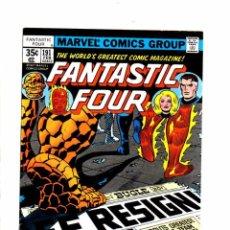 Cómics: FANTASTIC FOUR 191 - MARVEL 1978 VFN GEORGE PEREZ. Lote 99290923