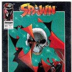 Cómics: SPAWN #22 1994 IMAGE COMIC BOOK. Lote 99777023