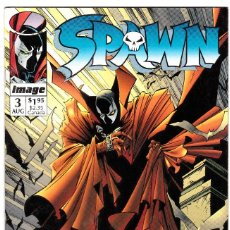 Cómics: SPAWN #3 1994 IMAGE COMIC BOOK. Lote 99777143