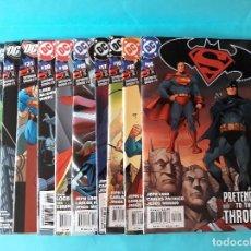 Cómics: SUPERMAN BATMAN VOL. 1 14-23. DC ORIGINAL USA.. Lote 99874055